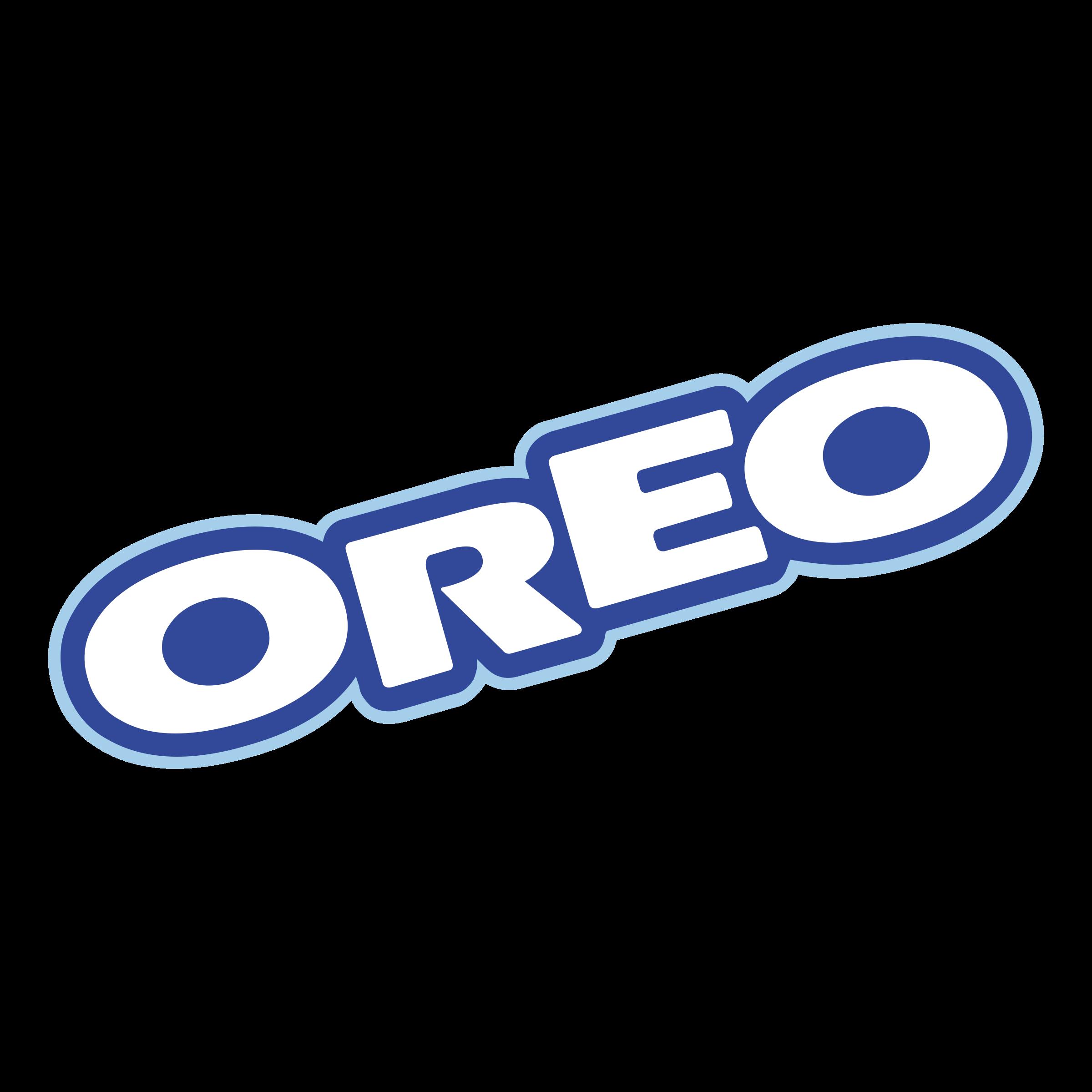 Logo png transparent svg. Oreo clipart symbol