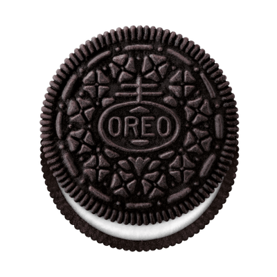 Oreo clipart top. View transparent png stickpng
