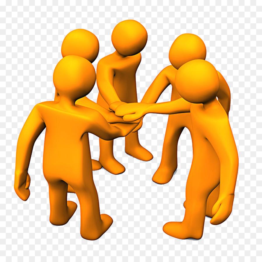 Teamwork Organization Business Clip art - Find friends png download ...