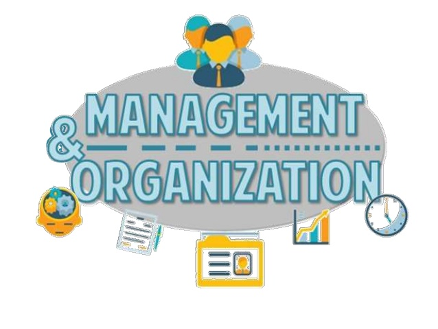 Chapter principles of management. Organization clipart