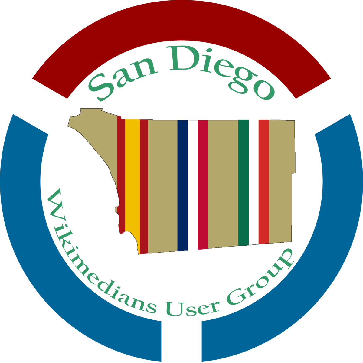 San diego wikimedians user. Organization clipart content page