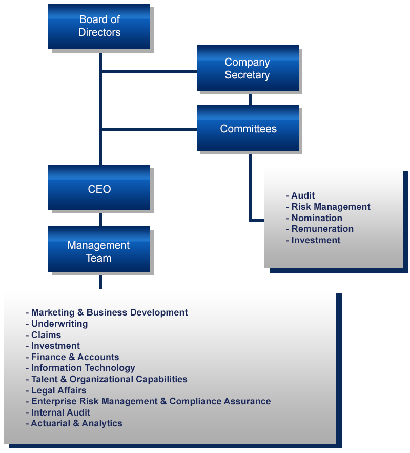 Organization clipart organogram. Structure liberty insurance