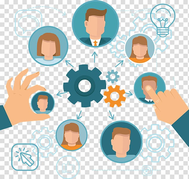Organization clipart resource. Human management
