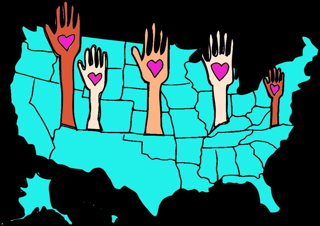 Volunteering clipart non profit. Introducing the nonprofit startup