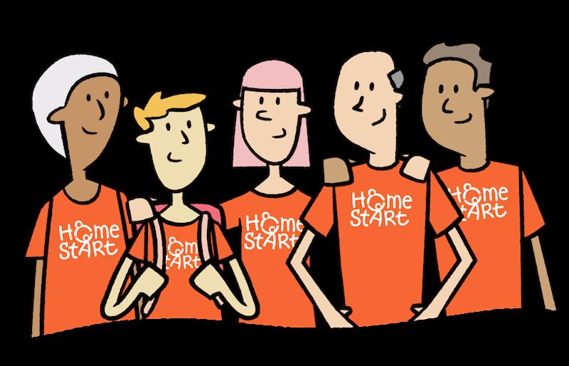Volunteering in luton home. Organization clipart volunteer