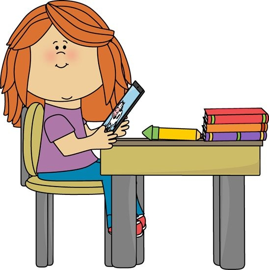 Organized clipart.  collection of student