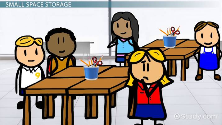 Study clipart strong student. How to organize classroom