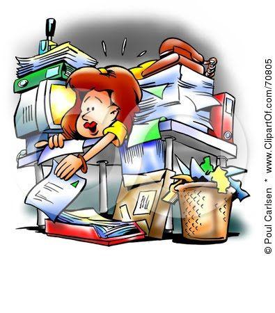 Don t stress over. Organized clipart desk organizer
