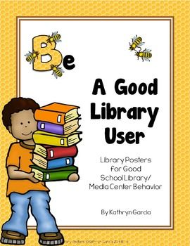 Organized clipart library rule. Rules bee posters for