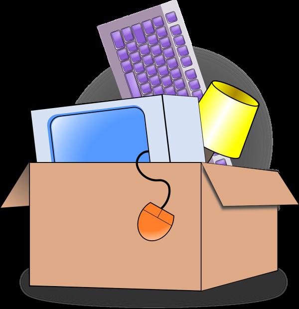 Organized clipart organized home. Organize your estate paperwork