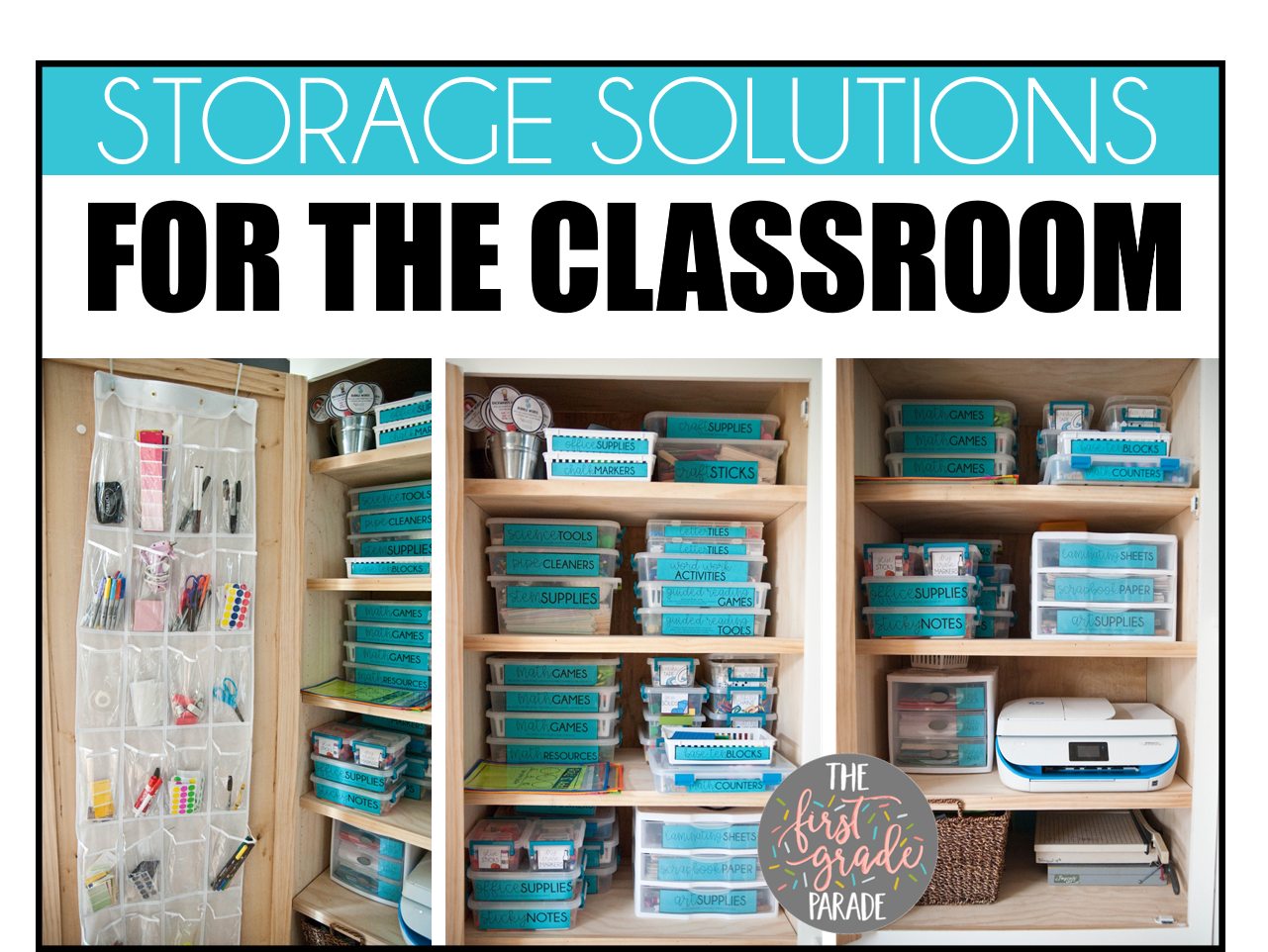 Organized clipart organized room. Storage solutions for the