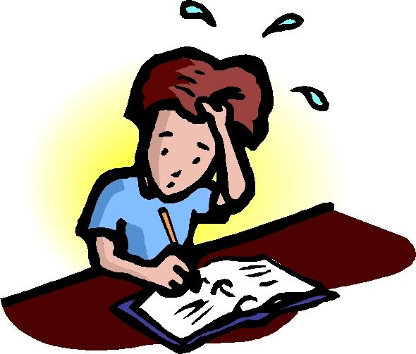 Stress clipart learner. Pin on c mo
