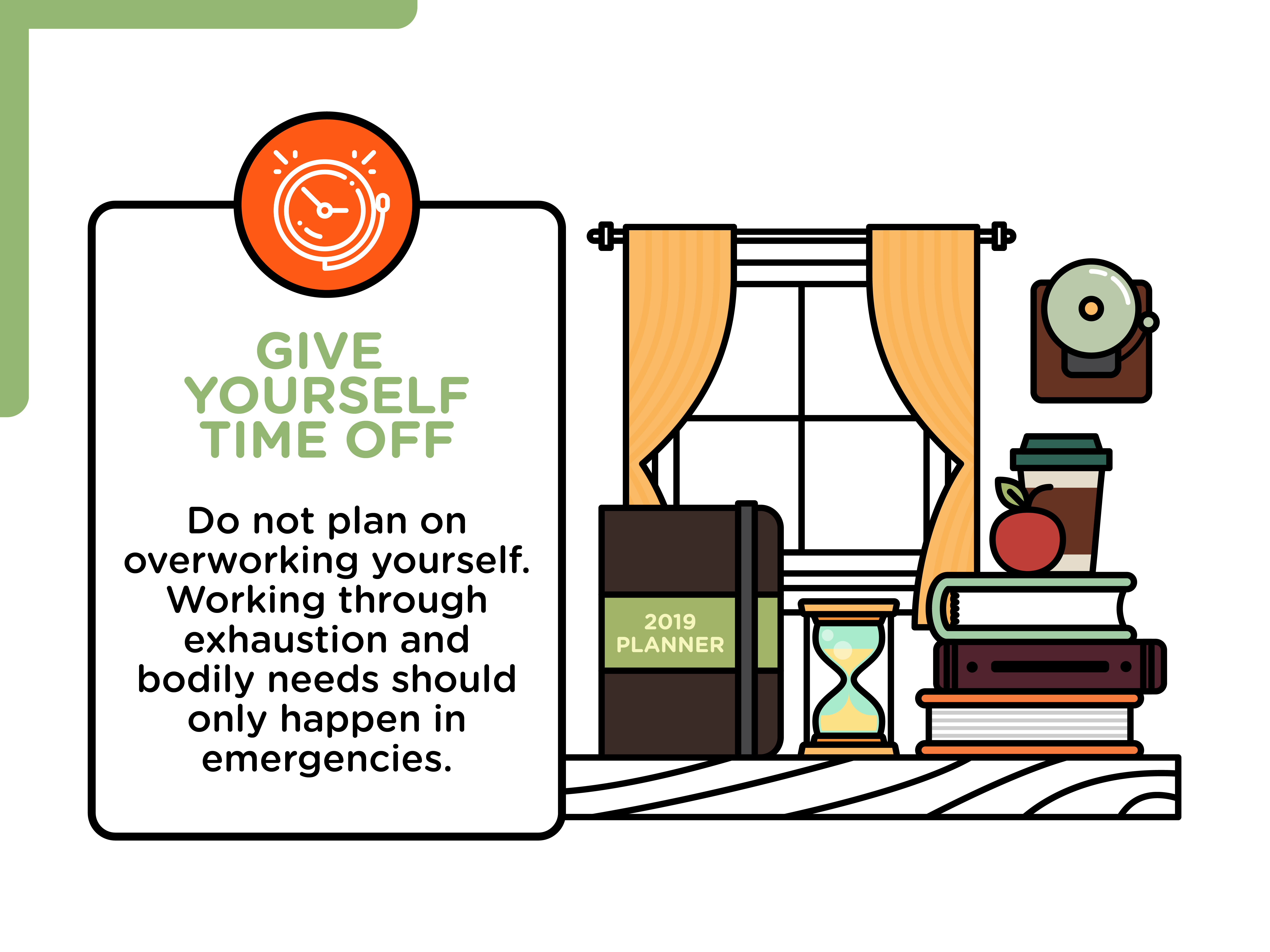 How to organize your. Planner clipart typical day