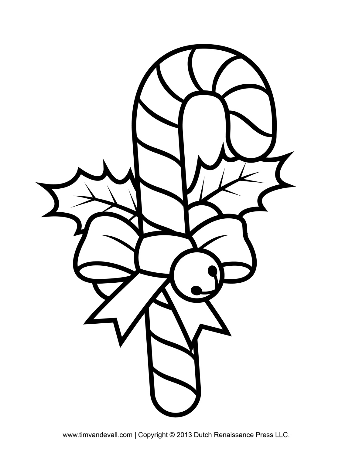 Christmas black and white. Ornament clipart candy