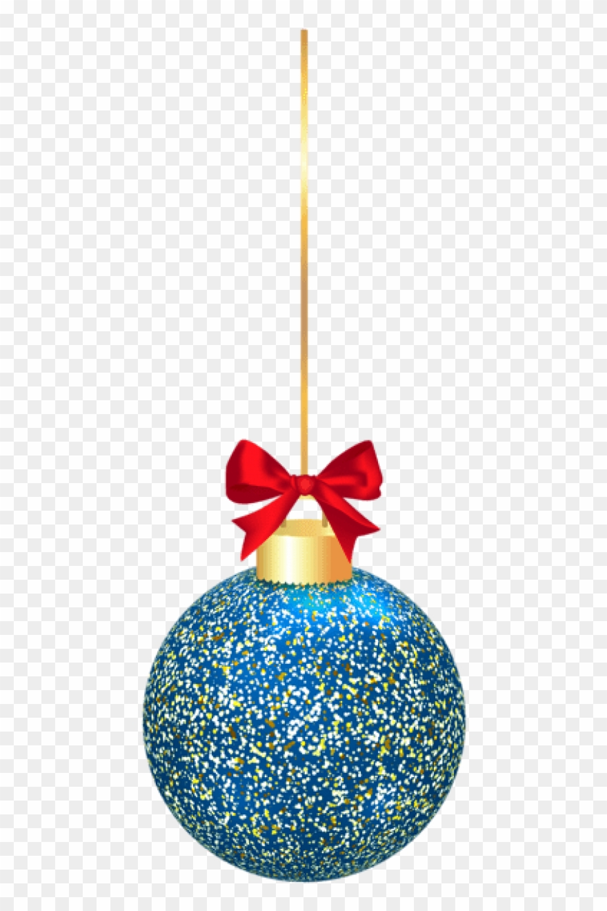 Ornament clipart elegant. Free png christmas blue