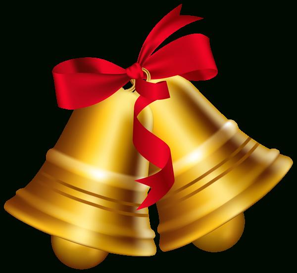 Christmas decorations decorative design. Ornaments clipart jingle bells