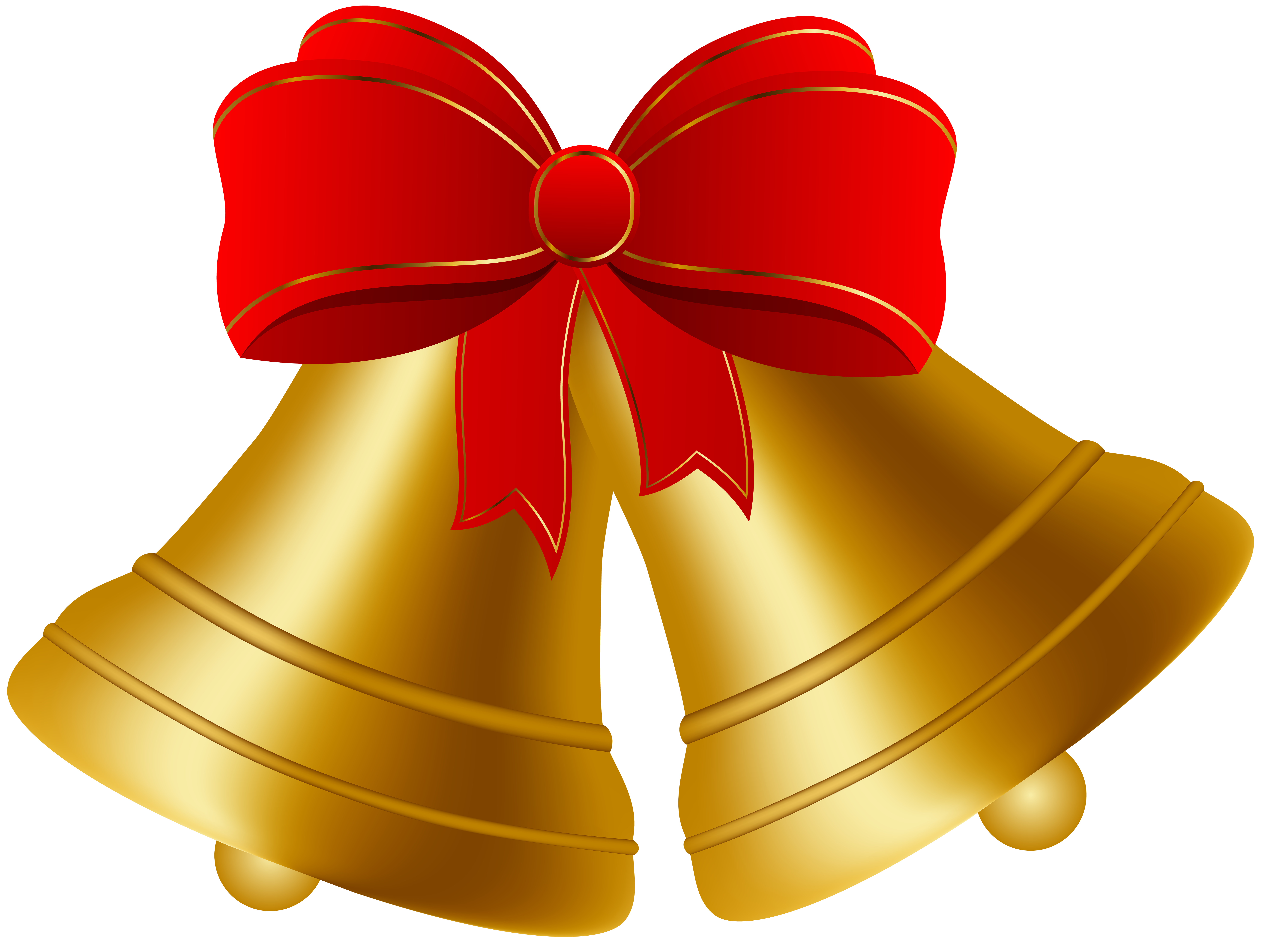 Ornaments clipart jingle bells. Christmas bell clip art