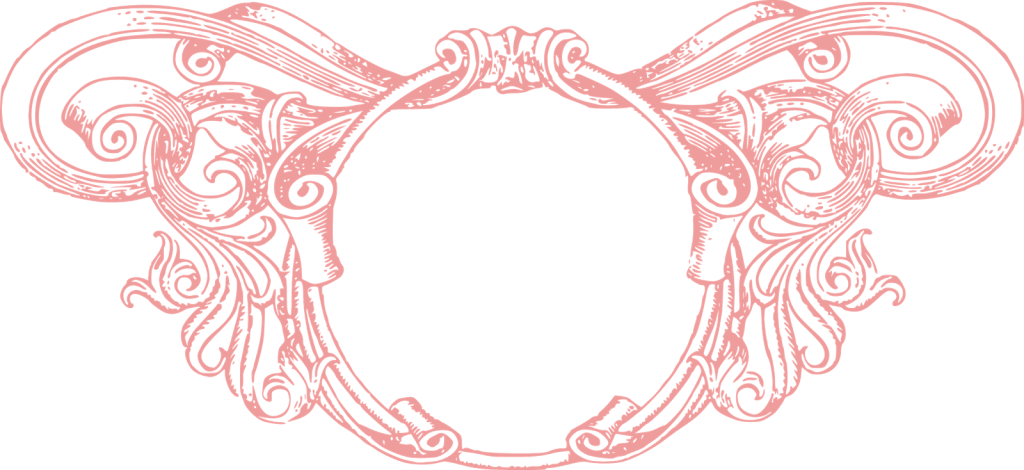 Gorgeous free vintage frame. Paisley clipart boarder