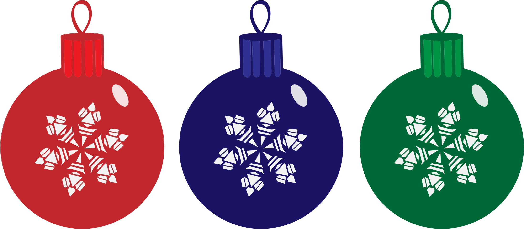 Purple clipart ornament. Rgb christmas ornaments icons