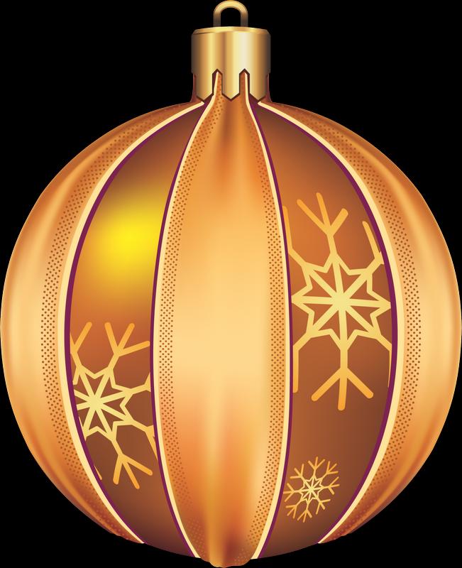 Christmas ornament clip art. Winter clipart pink