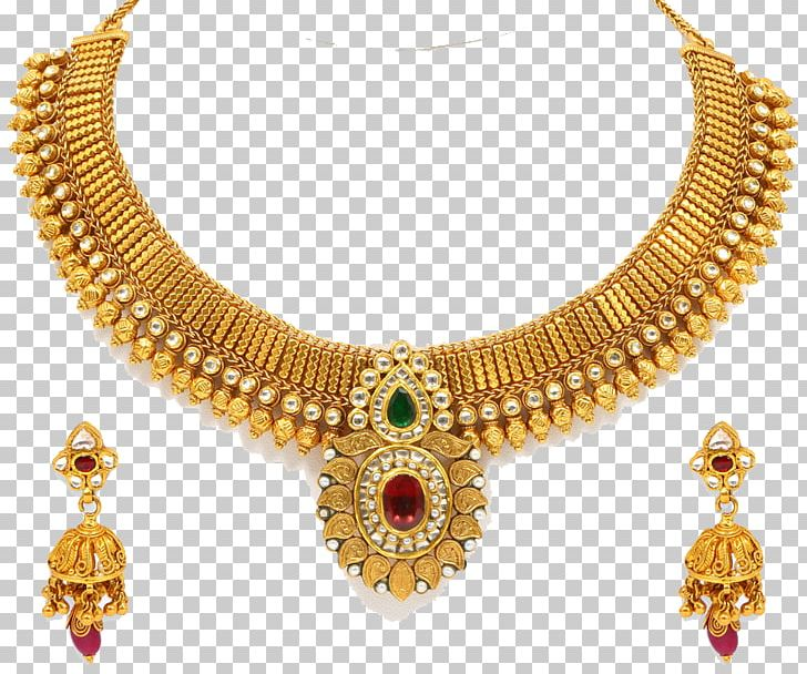 Earring necklace gold jewellery. Ornaments clipart jewllery