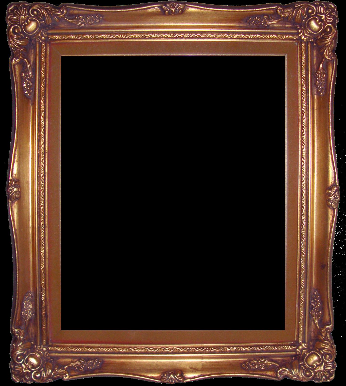 Vintage transparent pictures free. Ornate frame png