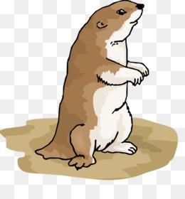Hunter clip art png. Otter clipart prairie dog