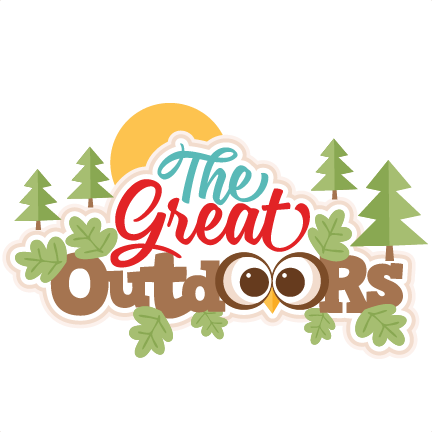 The great title svg. Outdoors clipart