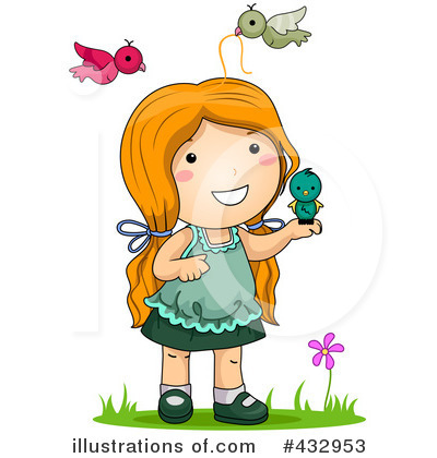 Outdoors clipart. Illustration by bnp design