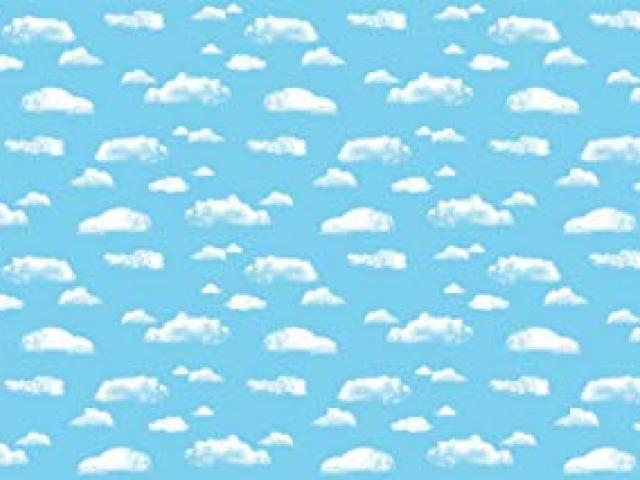 X free clip art. Outside clipart cloudy sky