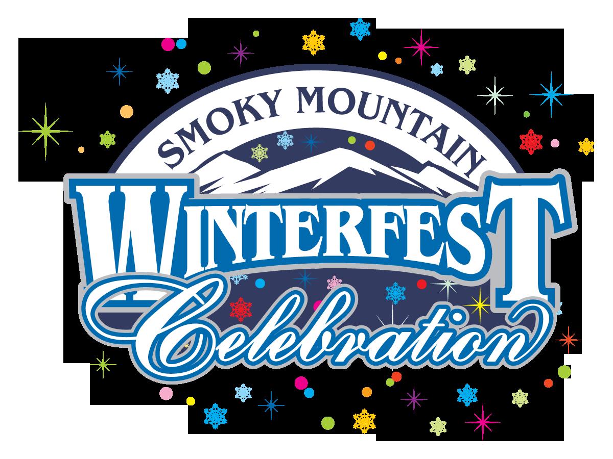 Outdoors clipart smokey mountain. Winterfest in sevierville smoky