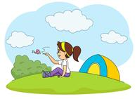 Free clip art pictures. Outdoors clipart