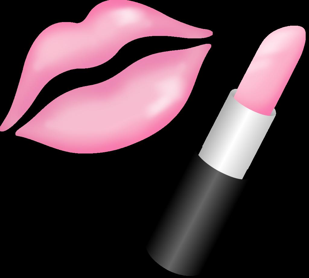 Png buscar con google. Outline clipart lipstick