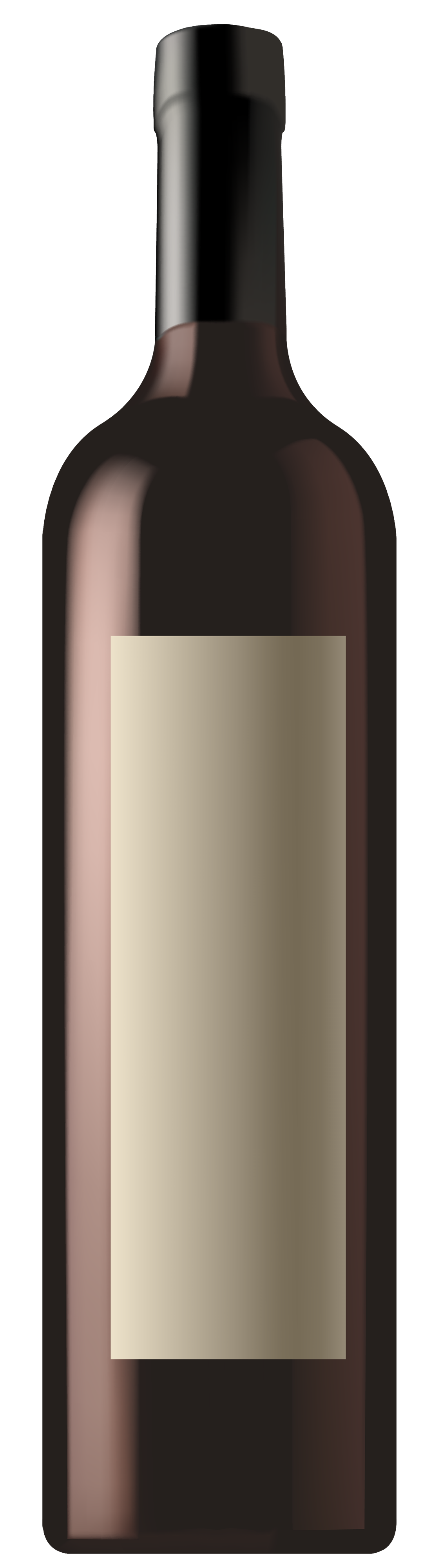 collection of clipart. Red wine bottle png