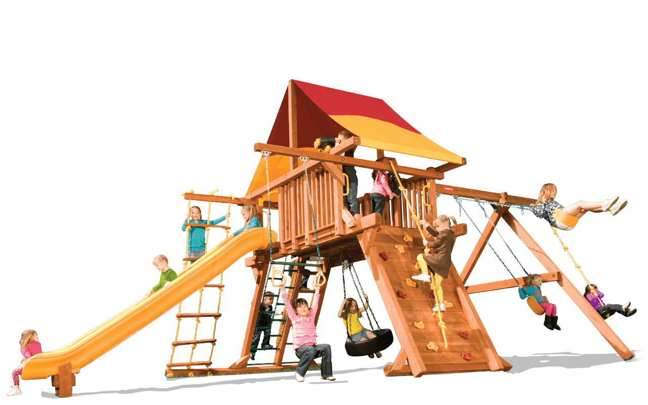 Outback xl a woodplay. Outside clipart playground equipment