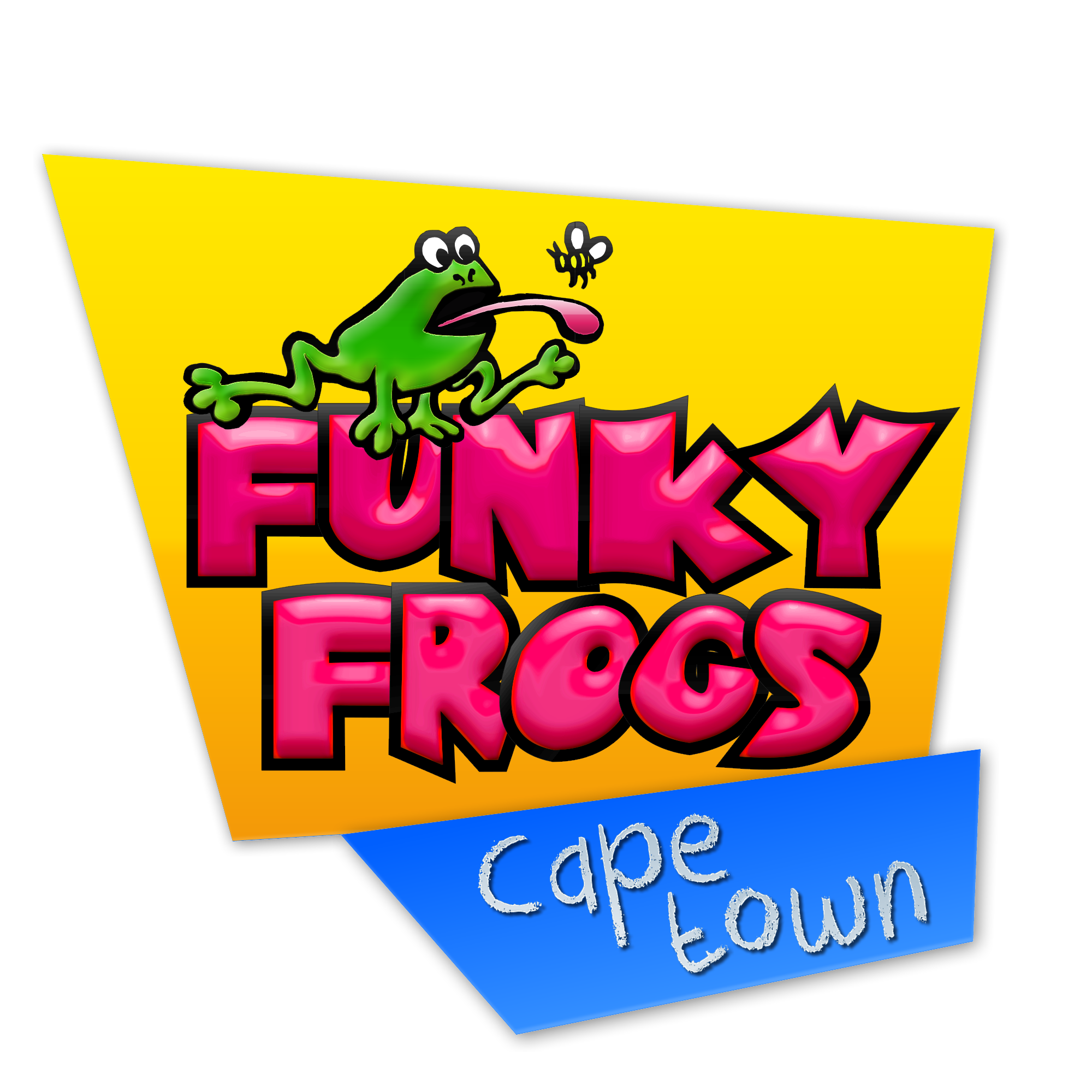 Outside clipart playpark. Funky frogs cape town