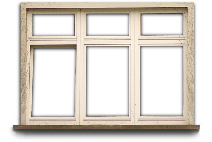 Windows hd png transparent. White clipart window frame