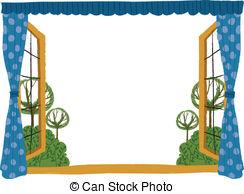 Window looking clip art. Outside clipart windo