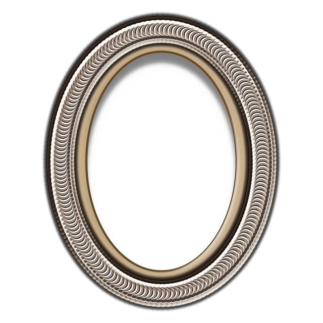 free ready to. Oval frame png