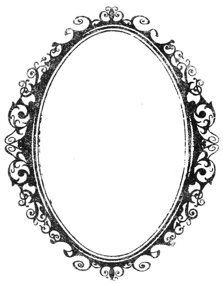 Clip art free antique. Oval clipart fancy oval frame
