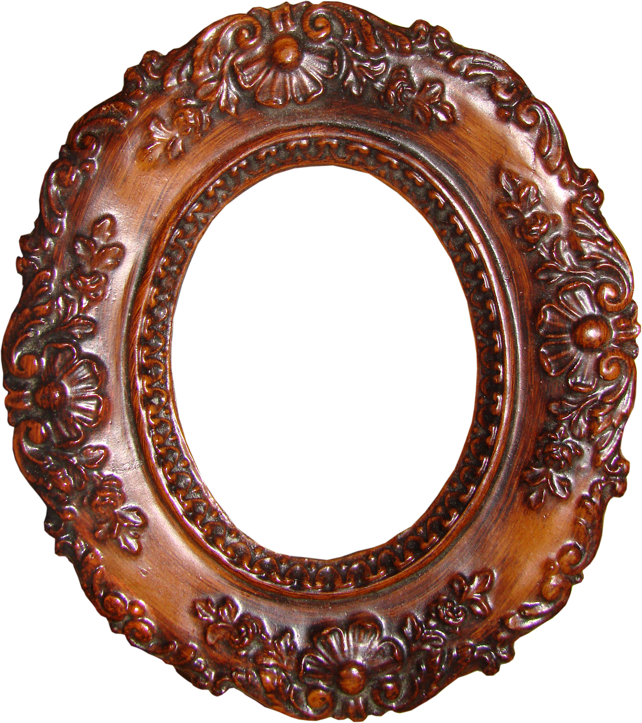 Once upon a memory. Oval picture frame png