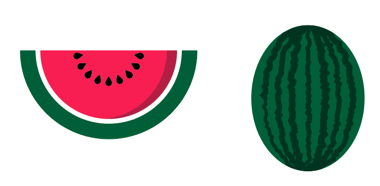 Jason hoppe infographic blog. Watermelon clipart oval