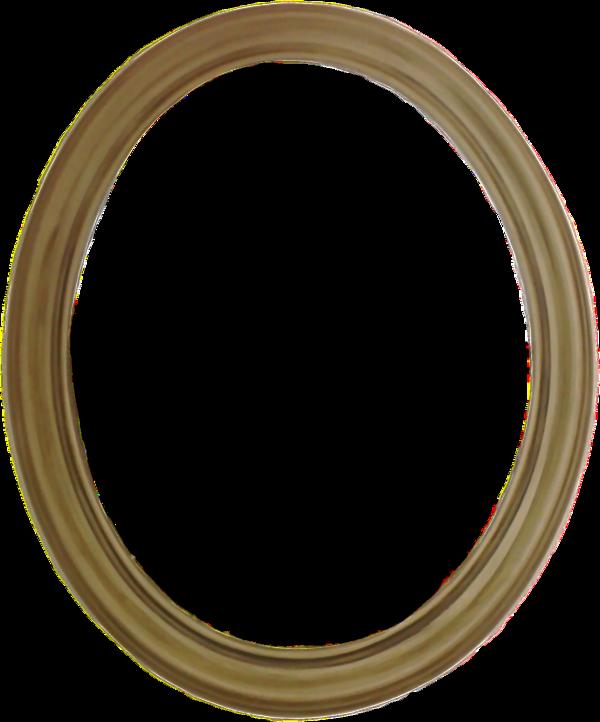 By sannalee on deviantart. Oval frame png