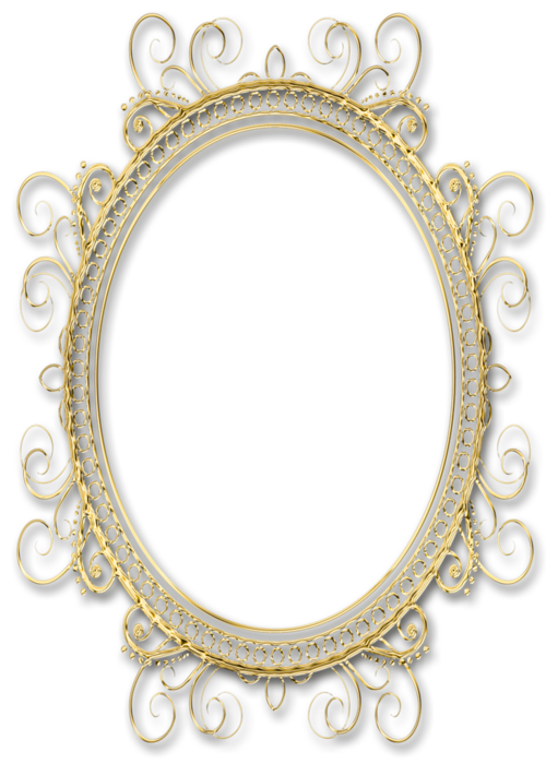 Pin by tonia eva. Oval gold frame png