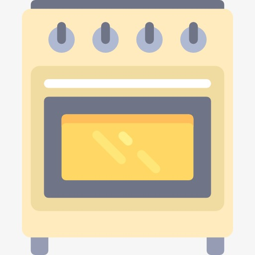 Oven clipart. Cartoon microwave png image