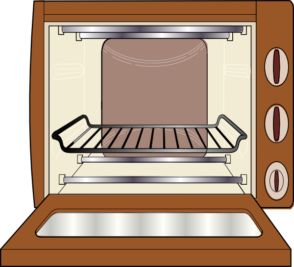 Oven clipart. Clip art at clker