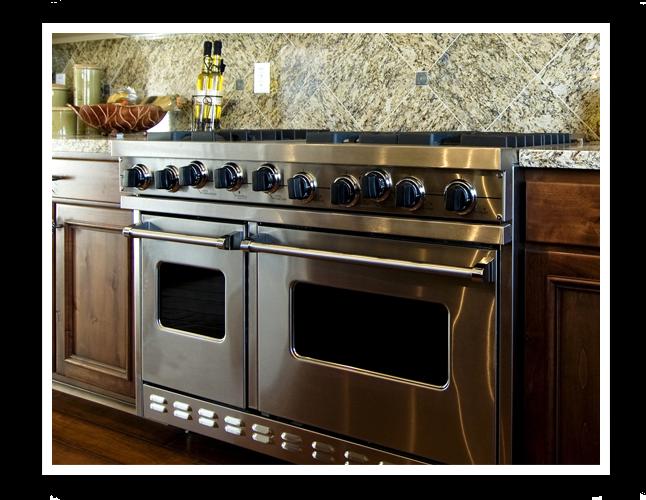 Range repair shaker heights. Oven clipart appliance