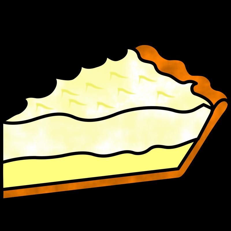 Kerry leigh dunkley slice. Pie clipart lemon meringue pie