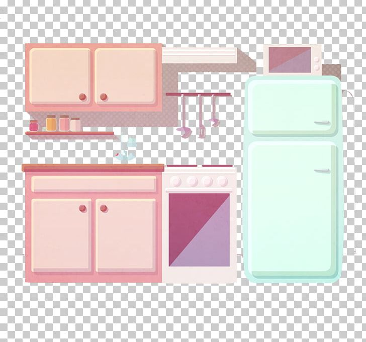 Table drawing microwave png. Oven clipart kitchen furniture