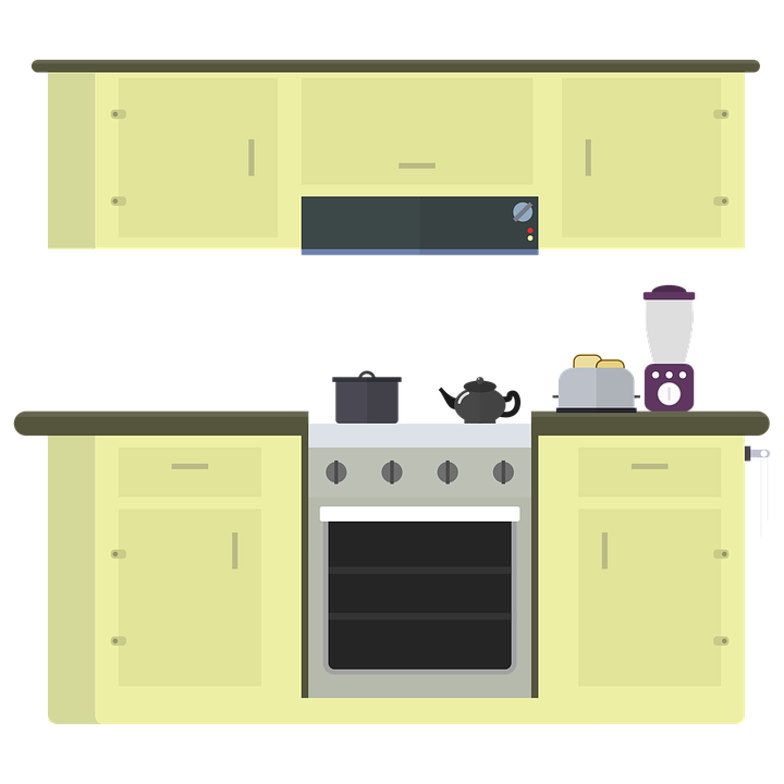 Free photo stove cook. Clipart kitchen kitchenette